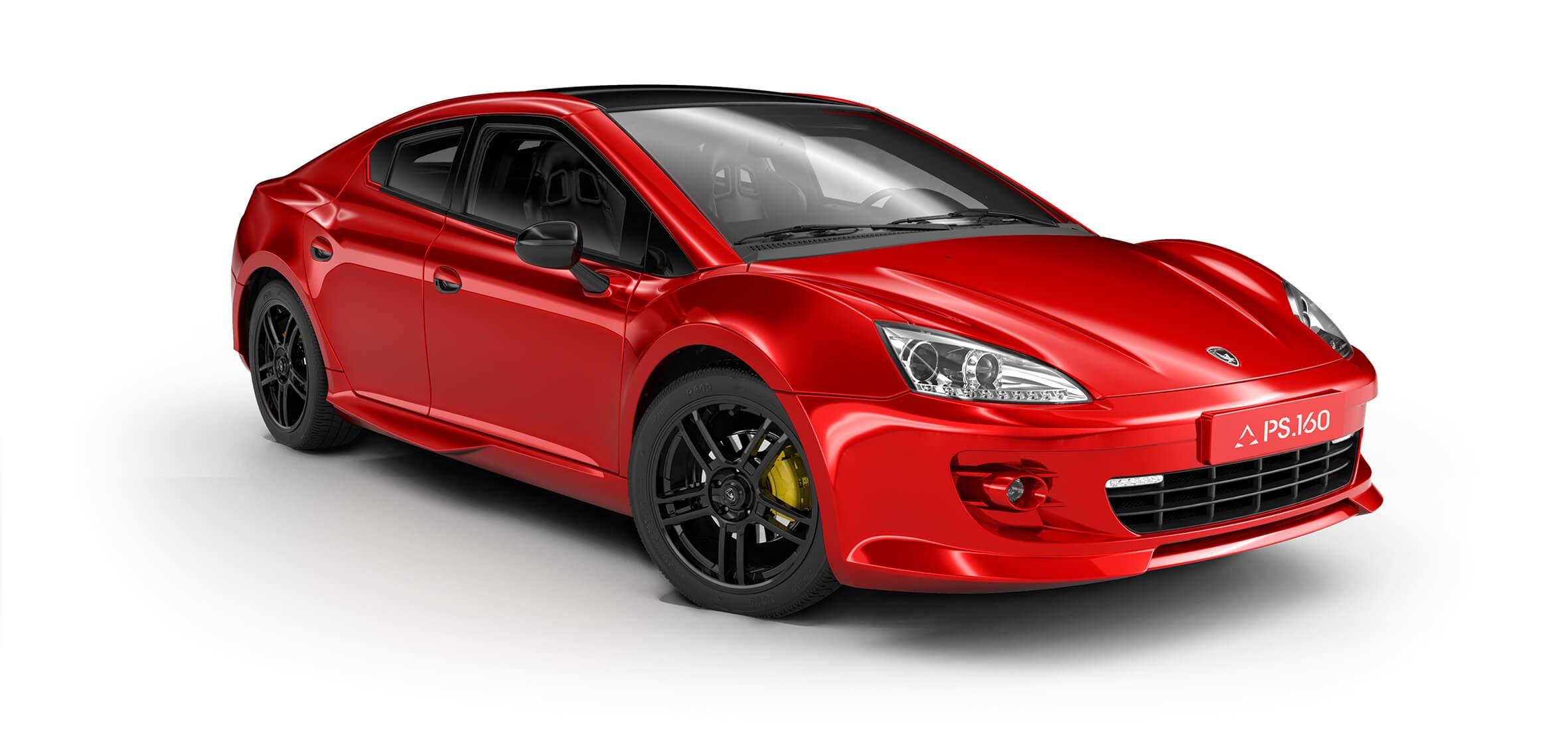 Mpm Motors Ps160 Autoweek Nl